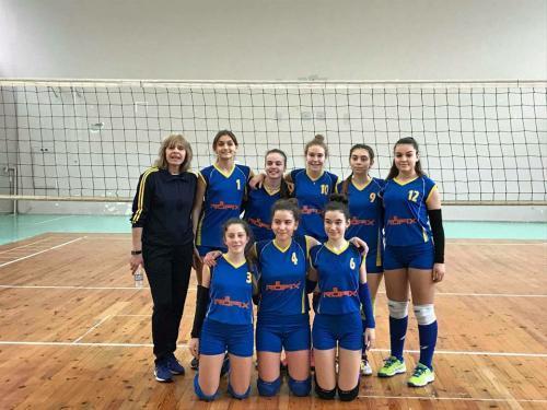 Волейбол момичета
