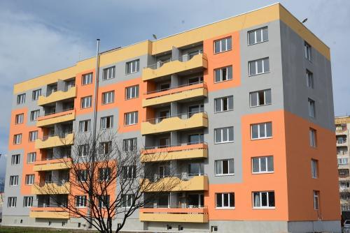 Общежитието на Спортно училище град Пазарджик